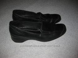 туфли кожаные Ecco, 36 р-р, идеальное состояние, женские