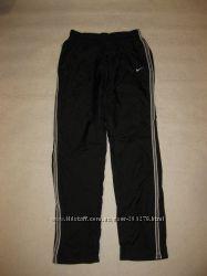 152-158 рост, спортивные штаны Nike на хб подкладочке, состояние