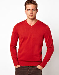 180-185 рост, теплющий шерстяной свитер от mcgregor, 100 шерсть, оригинал