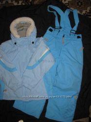 зимний термо комбинезон Campus, куртка и штаны, на 104