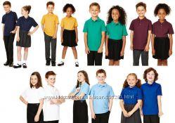 Тенниски, футболки-поло в школу из Англии