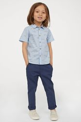 Штаны чиносы H&M для модного парня