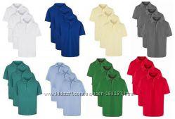 Тенниски, рубашки, футболки-поло для школы Англия