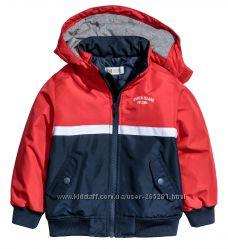 Демисезонные куртки для мальчиков H&M