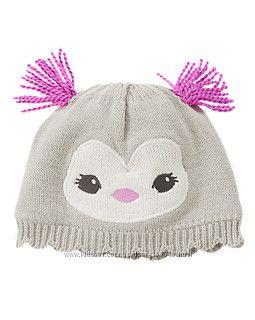 Новая шапка Gymboree для девочки