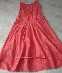 Новое белорусское макси платье