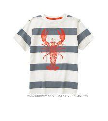 Новая футболка Gymboree для мальчика