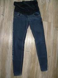 джинсы для беременных ЦЕНА СНИЖЕНА