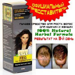 FEG hair - спрей от выпадения и для роста волос