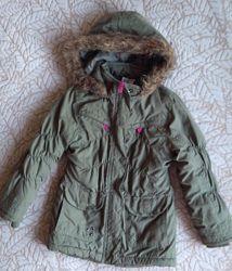 Куртка-Парка на рост 110-115см. Фирма Topolino Тополино