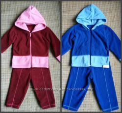 Флиcовые спортивные костюмы для Ваших деток