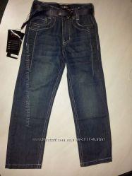 Классные джинсы Yuke р. 110-128