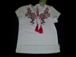 Красивые футболочки Бемби р. 80-98
