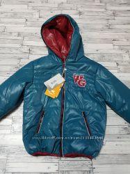 Классная демисезонная курточка Goldy р. 116-140