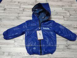 Очень классные двухсторонняя курточка Goldy р. 80-98