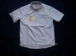 Нежно-фиолетовая рубашечка BoGi р. 110-146