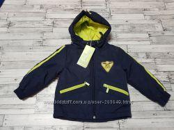 Яркая демисезонная курточка р. 74-86
