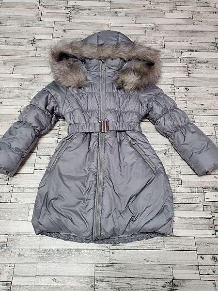 Зимнее пальто Бемби р. 122-134