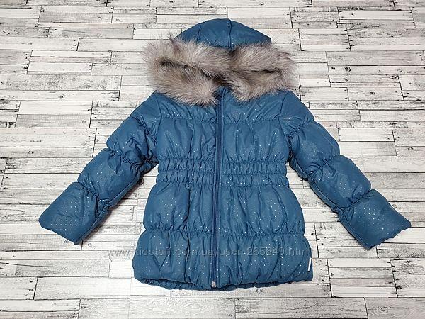 Красивая зимняя курточка Бемби р. 104-116