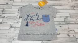 Модная футболочка Бемби р. 104-110