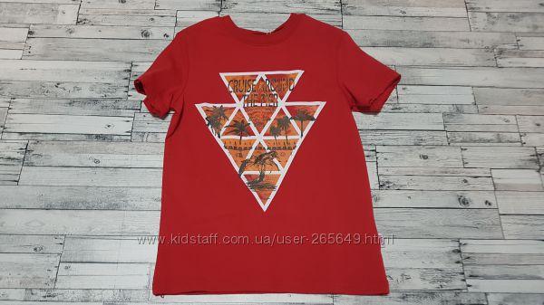 Яркая футболка Бемби р. 134