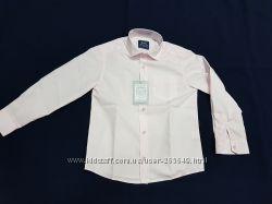 Нежно-розовая рубашка BoGi р. 110-146