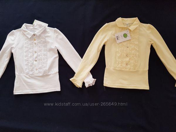 Шикарные блузочки Smil р. 116-140