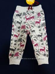 Очень классные штаны с начесом Бемби р. 74-92