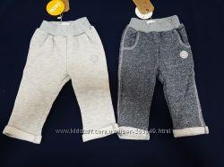 Клевые спортивные штаники Бемби р. 74-92