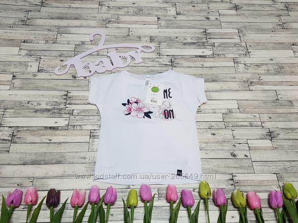 Красивая футболка Smil р. 122-140