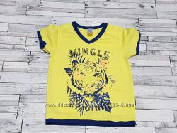 Прикольная футболка Smil р. 92-116
