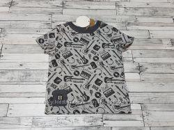 Стильная футболка Бемби р. 98-140