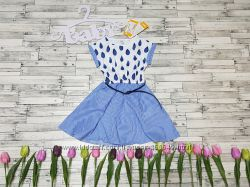 Классное платье Бемби р. 110