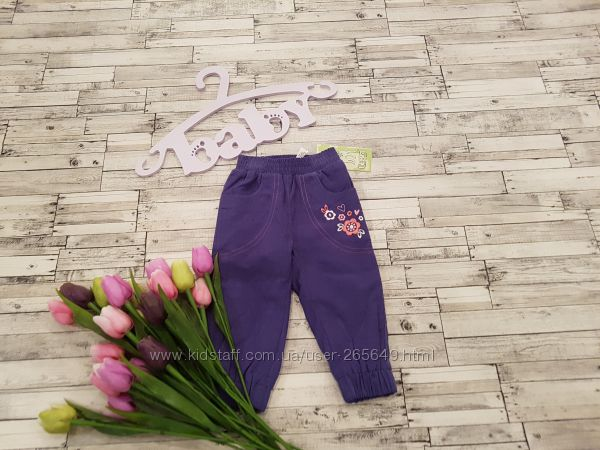 Вельветовые штанишки Бемби р. 74-98