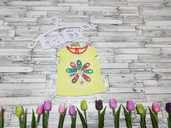 Прикольная футболочка Бемби р. 74-86