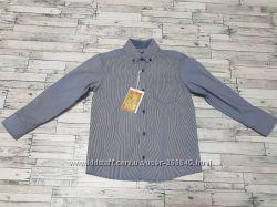 Стильная рубашка BoGi р. 110-116