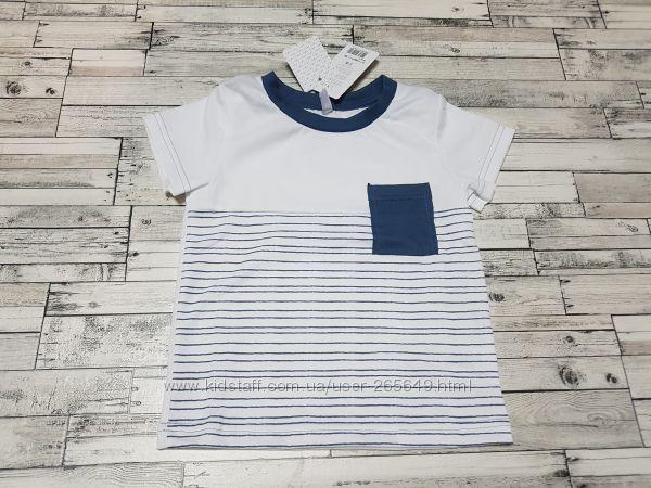 Классная футболка Smil р. 92-140