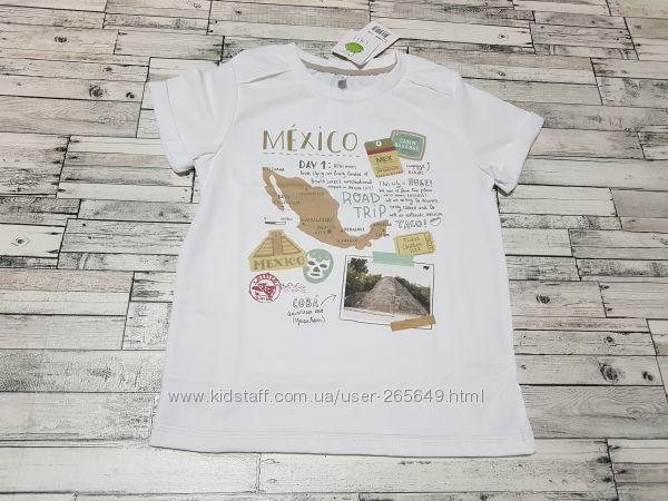 Красивая футболочка Smil р. 122-140