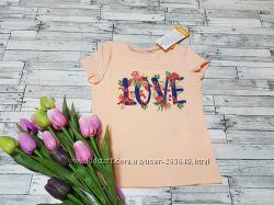 Красивая футболка Бемби р. 104-140