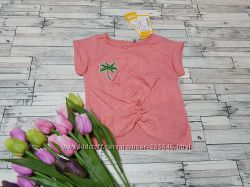 Красивая футболочка Бемби р. 104-140