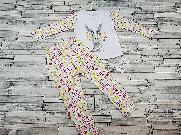 Милая пижамка Фламинго р.98-116