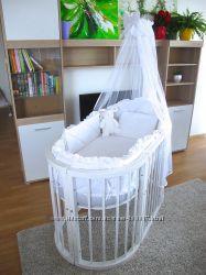 Детская кроватка-трансформер stokke sleepi аналог