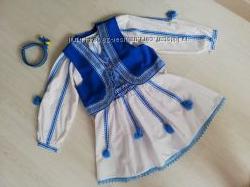 Украинский костюм 128-134