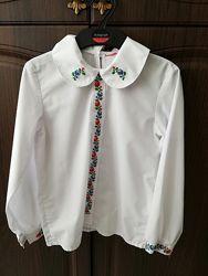 Сорочка Блузка Вышиванка на рост 140-146