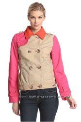 Легкая куртка Desigual разм. 48 наш 54, 22 UK