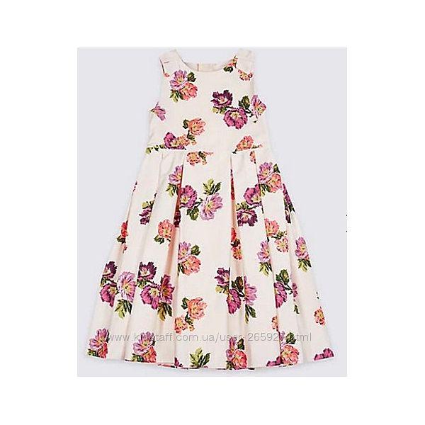 Платье Marks and spencer для девочки на 13-14 лет рост 164 см. Одето 1 раз