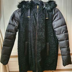 Пальто пуховик, куртки разм. S