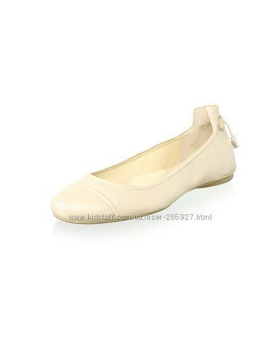 Кожаные балетки Calvin Klein разм. 6