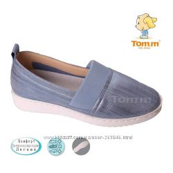 Мокасины Tom. m для девочки