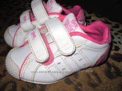 Кроссовки на девочку р. 20, 5 по стельке 11, 5 см Lonsdale